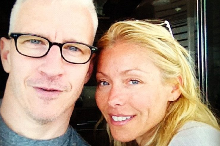 Anderson Cooper and Kelly Ripa could become a pair on ABC's 'Live!'