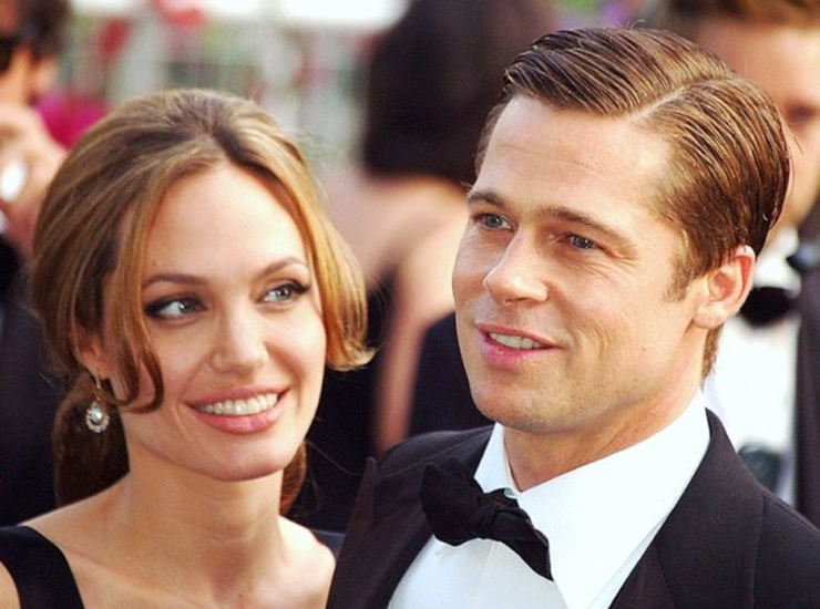 angelina jolie brad pitt divorce rumors