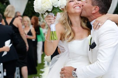 Dancing With The Stars Wedding: Kym Johnson And Robert Herjavec Are Married
