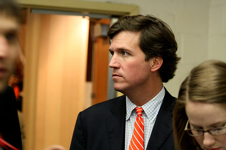 Tucker Carlson Is Replacing Greta Van Susteren On Fox News